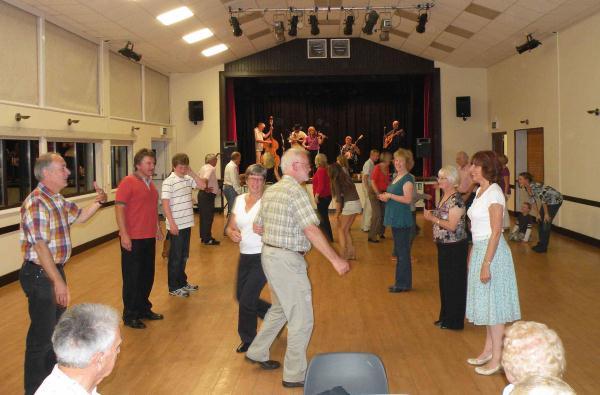 Barn Dance, September 2009