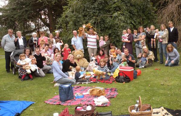 Teddy Bears Picnic, September 2009