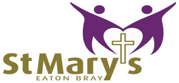 St Marys Eaton Bray logo