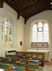 North Chapel of St Mary's Eaton Bray