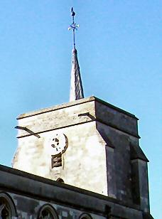 Eaton Bray Church Tower