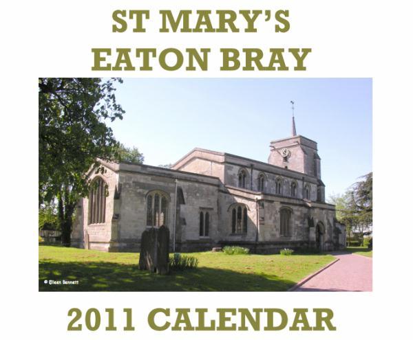 St Mary's Eaton Bray 2011 Calendar